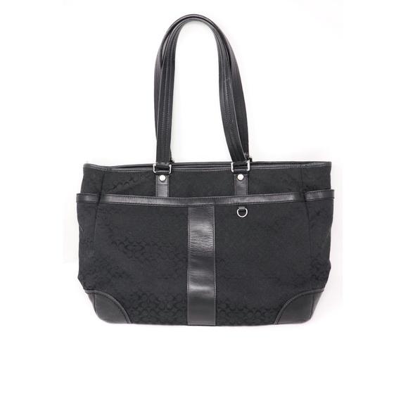 Coach Handbags - Coach | signature multi-purpose baby diaper bag